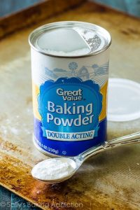 WHAT IS BAKING SODA