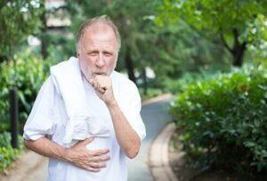 costochondritis stretching