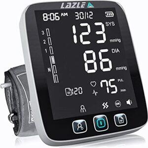 LAZLE Blood Pressure Monitor.